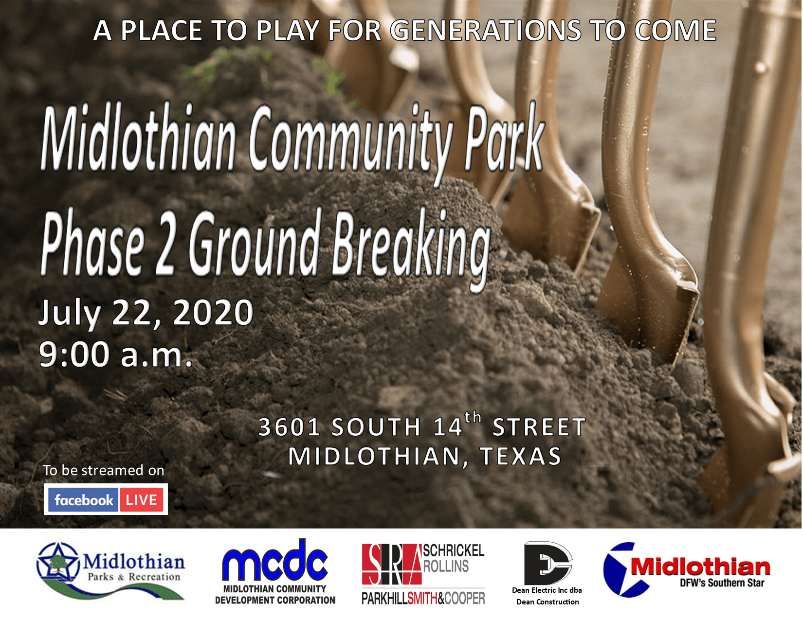 MCP P2 Ground Breaking Invite
