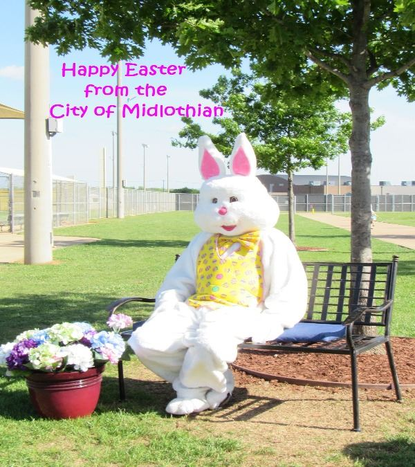 Happy Easter from the City of Midlothian
