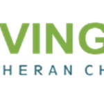 Living faith lutheran church logo