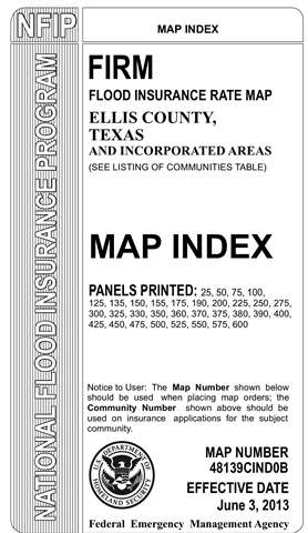 Map Index