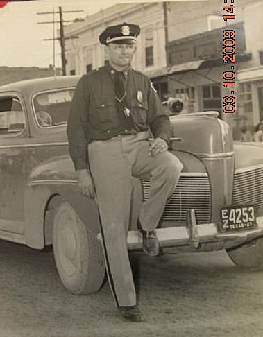 Chief of Police Perry Aday